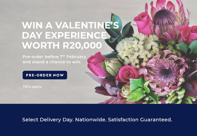 Shop our Valentine's Day Flowers & Gifts