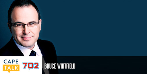 Interview With Bruce Whitfield