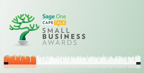 Small Business Awards Finalist