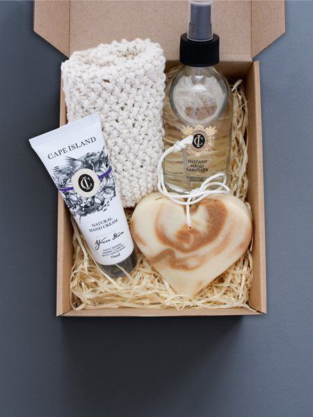 Snack & Gift Hampers: Lock-down Love
