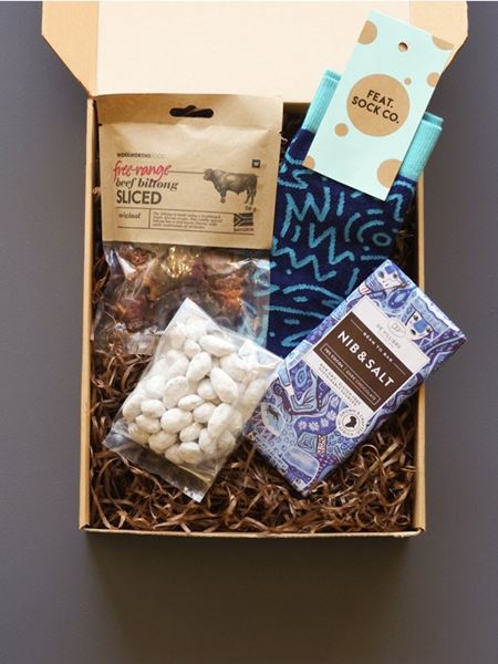 Bespoke Collection Gift Boxes: Cosy Feet