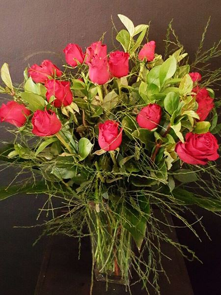 Arrangements: Red Romance