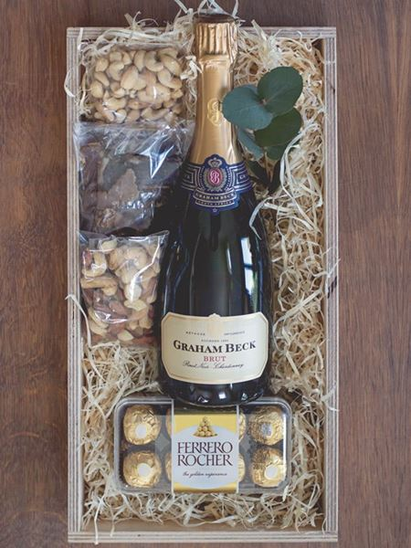 Snack & Gift Hampers: MCC, Chocolates and Nuts