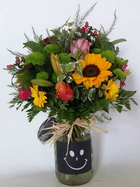 Arrangements: Smiley face Arrangement