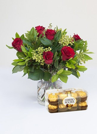 Arrangements: Just Perfect with Ferrero Rocher