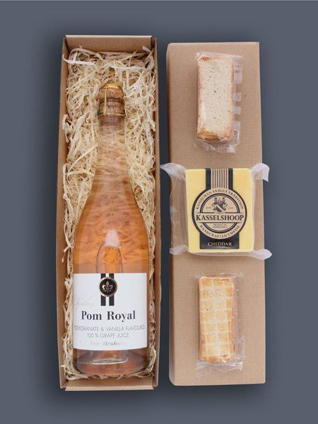 Snack & Gift Hampers: Always Royal!