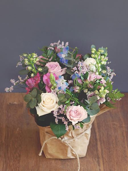 Arrangements: Pastel Posy