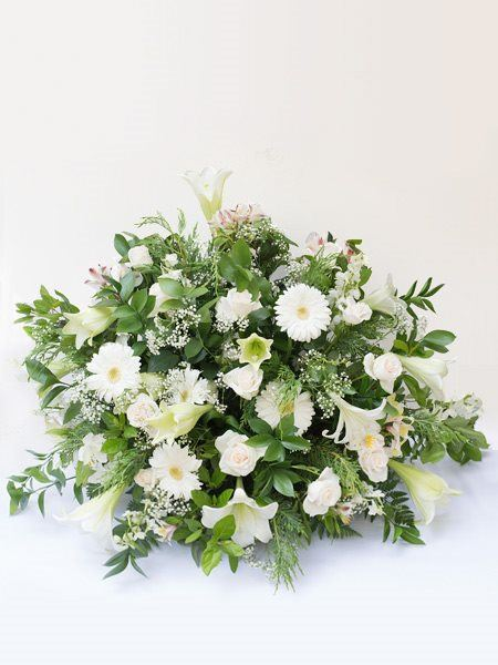 Funeral : Flat Back Church Arrangement