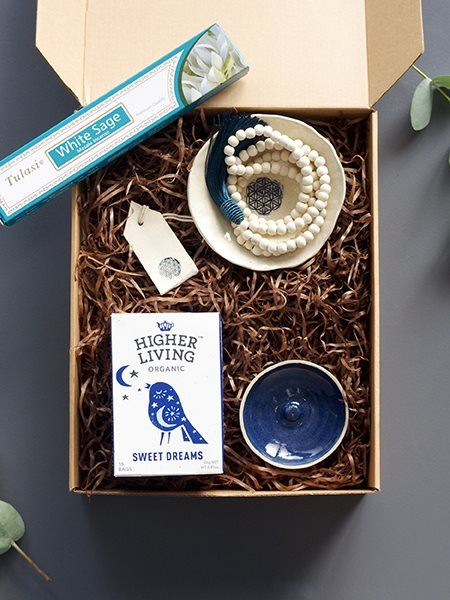Bespoke Collection Gift Boxes: Mindful Moments