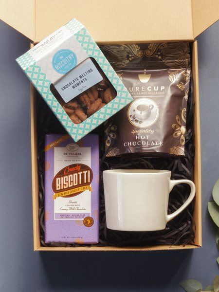 Snack & Gift Hampers: Love you a latte!