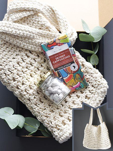 Snack & Gift Hampers: Boho Cotton & Candy