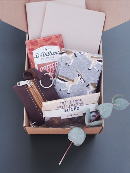 Snack & Gift Hampers: You deserve a break!