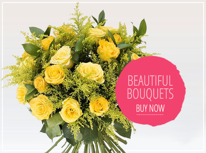 Browse our great selection of Beautiful Bouquets