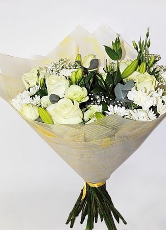 Lisianthus flowers and plants bouquet in all colours by sa florist mightylinksfo