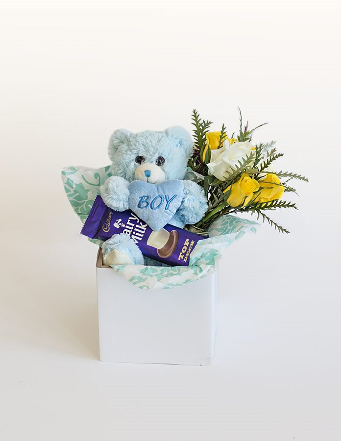 Baby Boy Gifts South Africa : Celebrate a baby boy sa florist