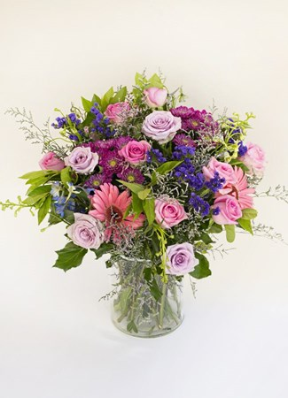 Empangeni flower gift delivery arrangements with love for you vase arrangement negle Choice Image