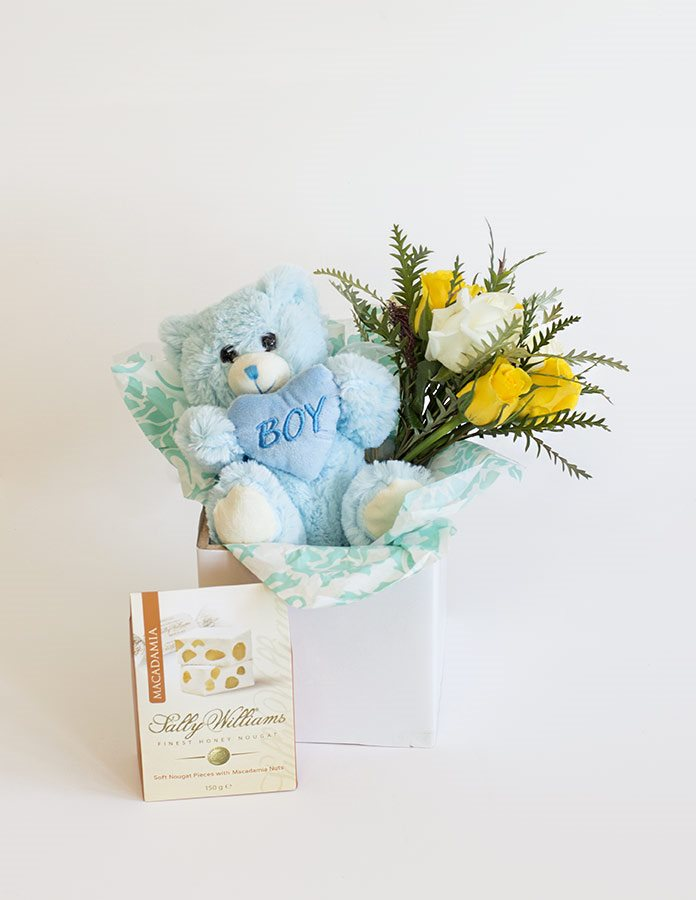 Baby Boy Gifts South Africa : Celebrate a baby boy with sally williams sa florist